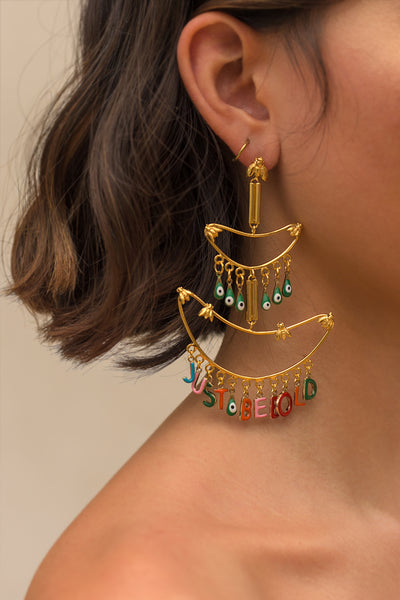 Plantae earrings