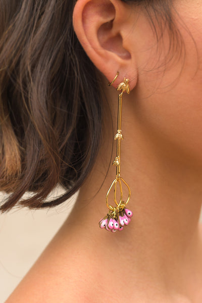 Roseapple Earrings