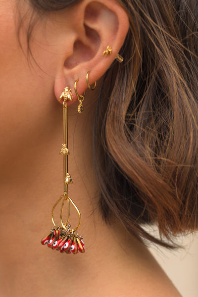 Jambu Earrings