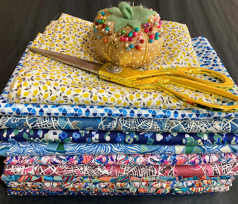 Fabric Examples for Custom Bespoke Bow Ties