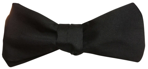 Diamond Self-Tie Bow Tie
