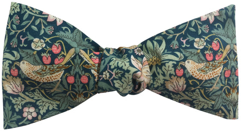 An Example of a Self-Tie Bow Tie