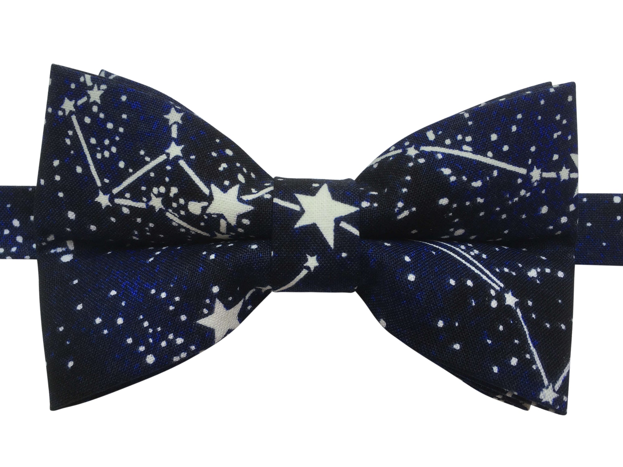 Glow in the Dark Astronomy & Stars Bow Tie