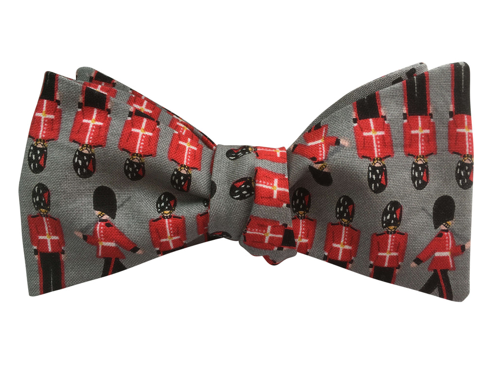 Queen's Guard London Bow Tie