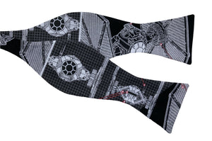 Star Wars TIE Fighter Bow Tie