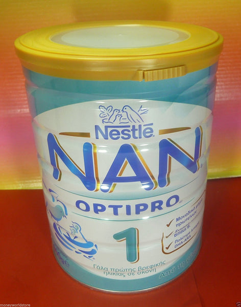 Nestle Nan 1 Premium Milk Infant From Birth (1 Tin x 800g)-moneyworld-store