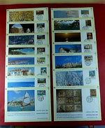CYPRUS ALBUM,VOL.II, 75 MAXIMUM ILLUSTRATED, FDC CARDS, NUMBERS 97-175 , GREECE-moneyworld-store