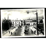 CYPRUS 1940 POSTCARD NICOSIA METAXA SQUARE OLD MINT-moneyworld-store