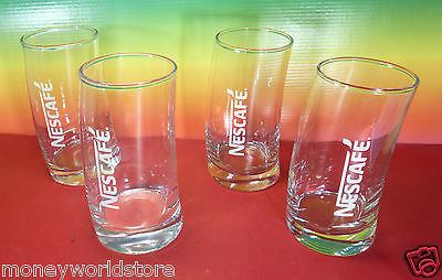 Nescafe Collectible 4 Glass For Frappe Limited edition-moneyworld-store