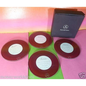 MERCEDES-BENZ collection SET OF 4 COASTER-moneyworld-store