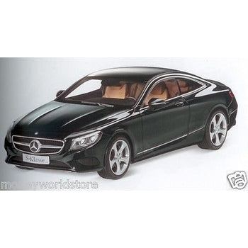 MERCEDES-BENZ S-CLASS COUPE,C217 MODELL 1:18 EMERALD GREEN B66961244-moneyworld-store