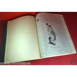 GREECE 1928 SATANAS ATHENS DIARY MAGAZINE - moneyworld-store