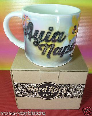 Hard Rock Cafe 2016 Mug Ayia Napa Mug Brand New Made In USA City COFFEE Cup-moneyworld-store
