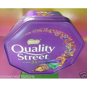 NESTLE QUALITY STREET CHOCOLATE VARIETY CELEBRATIONS BOX 750g ,NO PRESERVATIVES-moneyworld-store