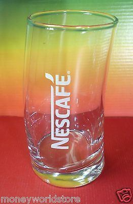 Nescafe Collectible 1 Glass For Frappe Limited edition New Design Rare-moneyworld-store