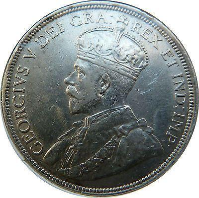 CYPRUS 1921 18 PIASTRES SILVER COIN,XF,KM#14-moneyworld-store