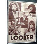 USA LOOKER 1981 1 SH 100X68 CM MOVIE POSTER,XF,FOLDED,ORIGINAL,J. COBURN,CENCOR-moneyworld-store