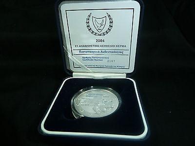 Triton Collection Coins,Gold,Silver,2 CuNi,2004 Cyprus to EU-moneyworld-store