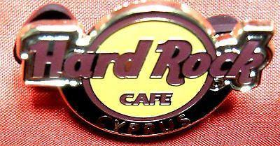 CYPRUS HARD ROCK CAFE 2012,LOGO PIN,ORIGINAL,NEW,DISCONTINUED*,COLLECTIBLE-moneyworld-store