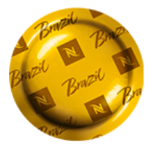 Nespresso Professional Brazil 50 pods-moneyworld-store
