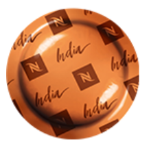 Nespresso Professional India 50 pods-moneyworld-store