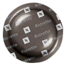 Nespresso Professional Ristretto 50 pods-moneyworld-store