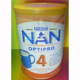 Nestle Nan 4 From second year (1 Tin x 400g)-moneyworld-store