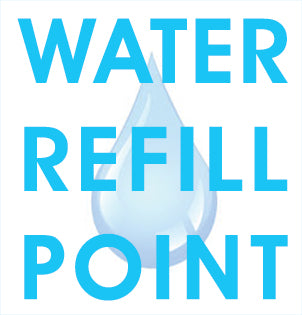 #carryyourbottle Water Refill Point