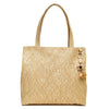 Gold Brocade Waves Classic Tote