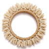 Beige Mogra bangle