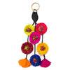 Flower Ladi bag charm
