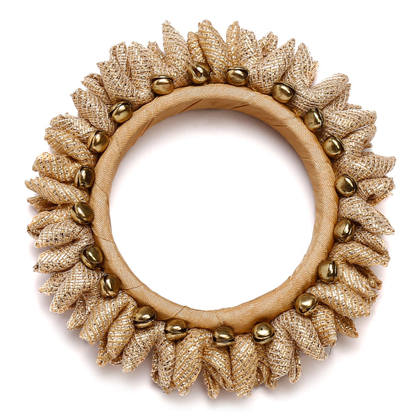 Gold Mogra bangle