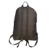 Black Brocade Backpack