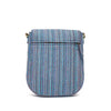 Cotton Minar Sling Blue Lines