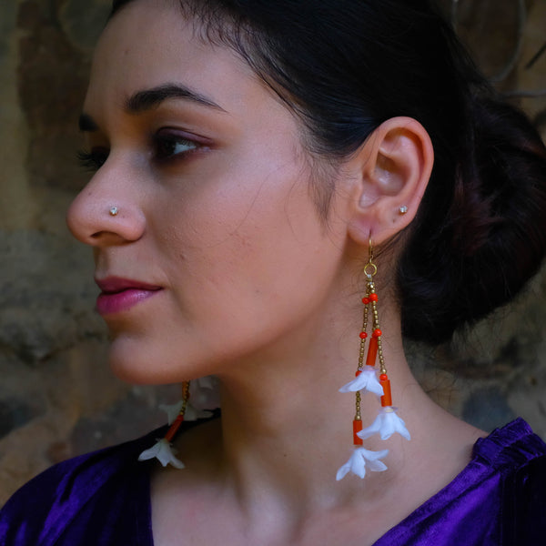 Harsingar Teen Ladi Earrings