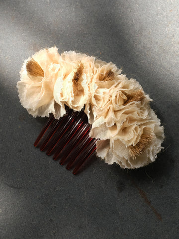 Off White Genda Hair Comb