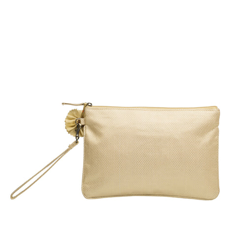 Wristlet - Gold yellow