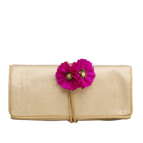 Maharani jewellery roll - Gold