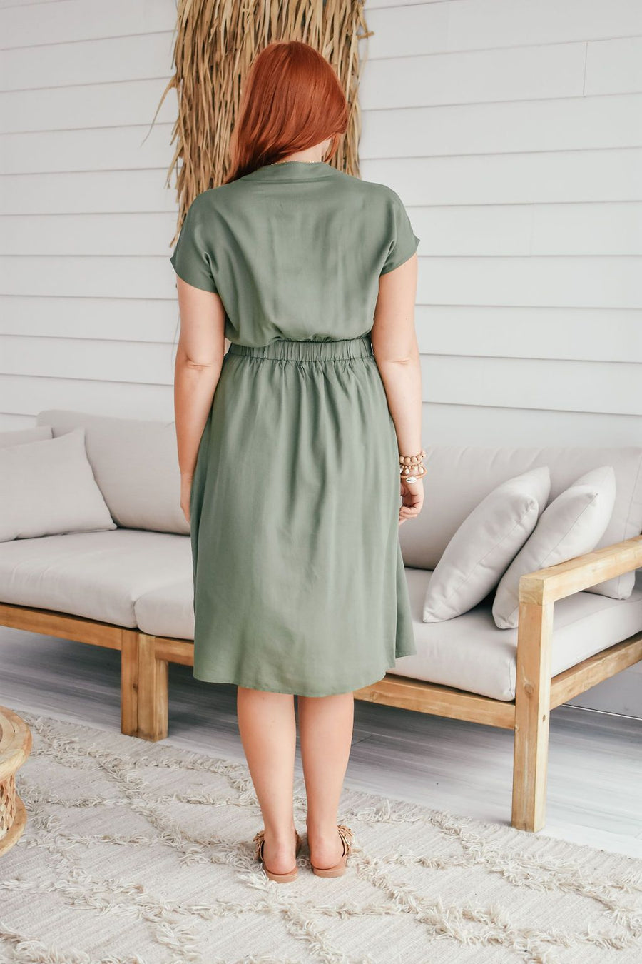 Duchess Dress | Forrest Dress Gray Label