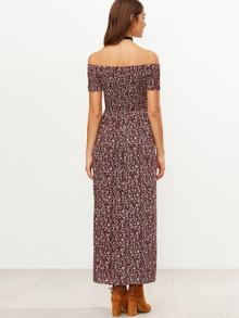 Heidi Maxi Dress | Wine DRESS Gray Label