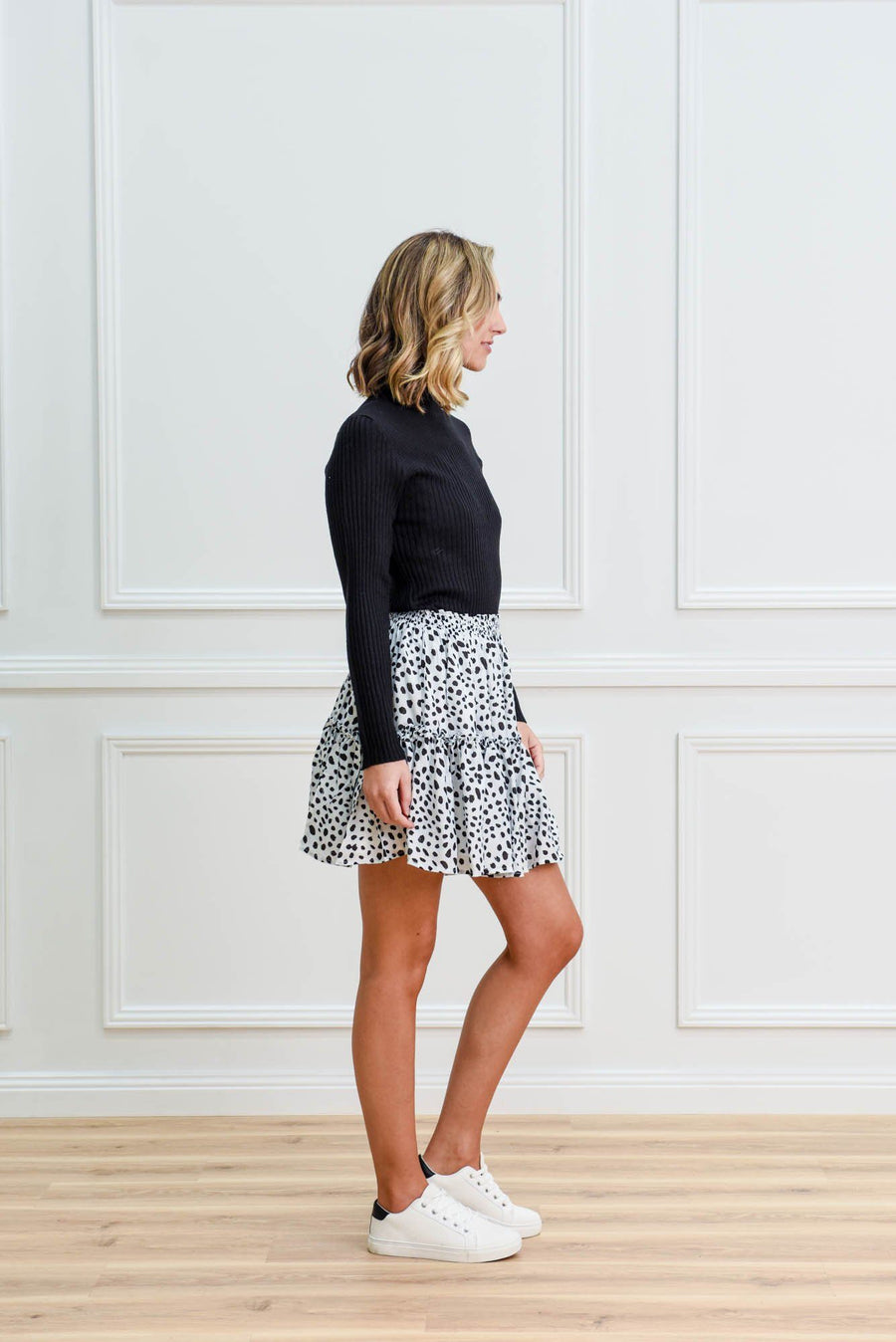 Piper Skirt Skirt Gray Label