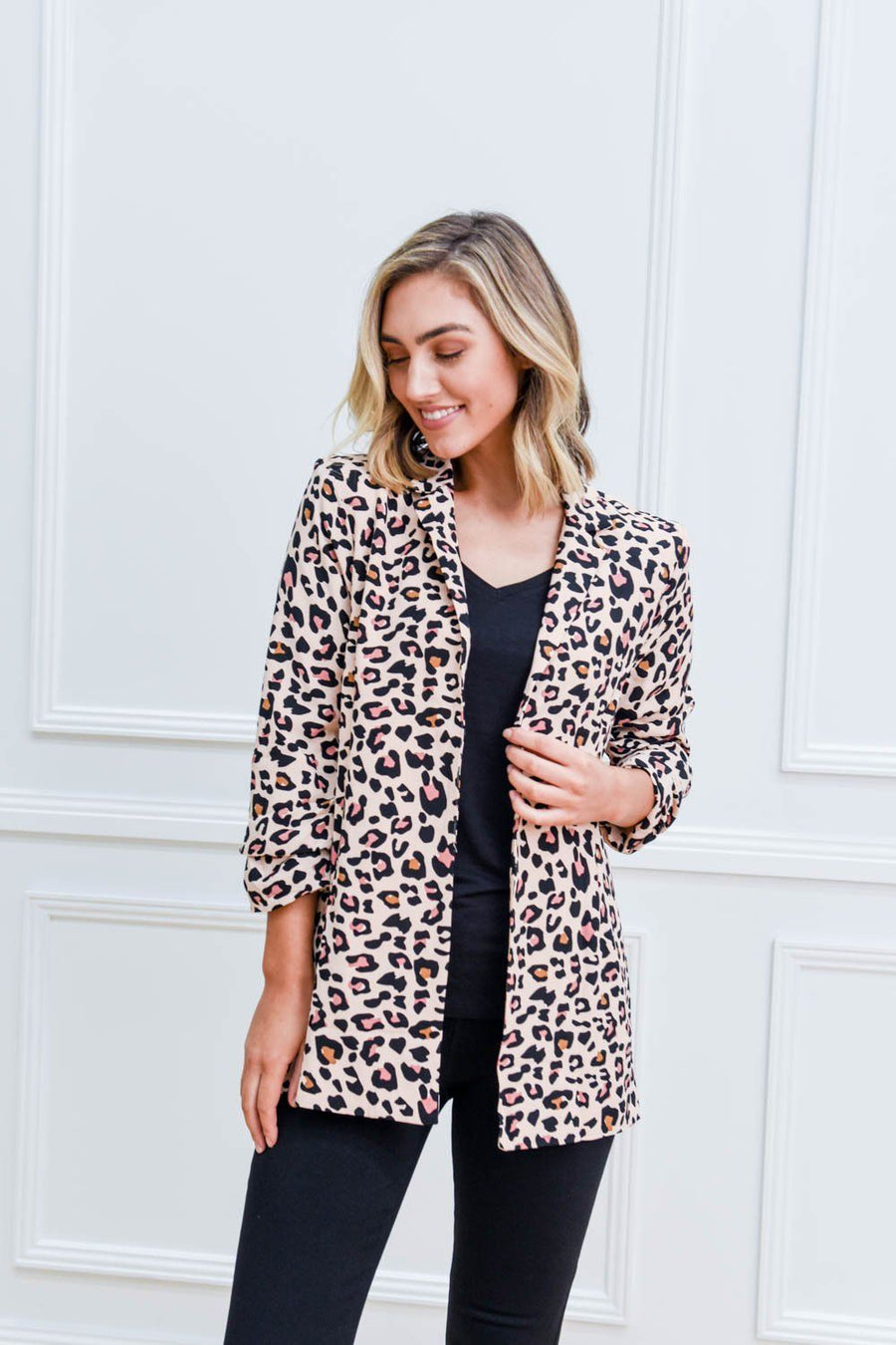 Safari Queen Blazer Blazer Gray Label