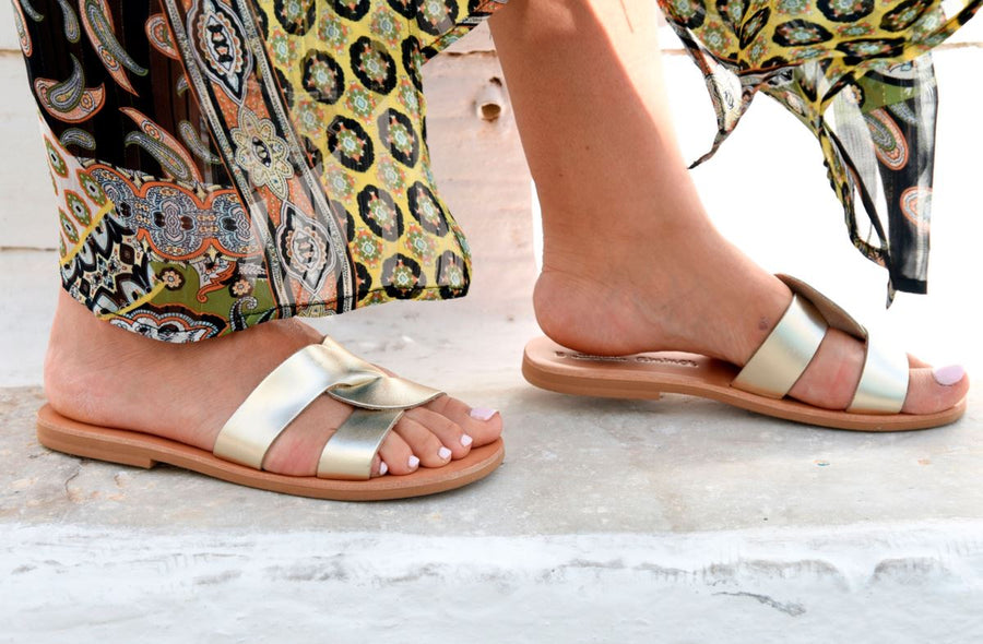 Sappho Sandals Shoes Gray Label