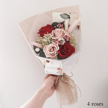 Eternal Bouquet (Select # of Roses)