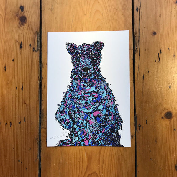 """Blueberry Bear"""