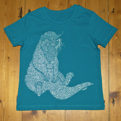 """Harry Otter"" : Children's unisex t-shirt"