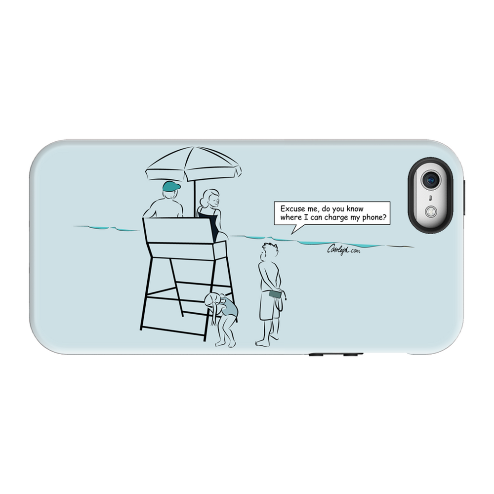 Funny Phone Cases - Plug Available