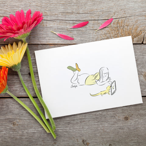Blank Note Cards | Multiple Designs