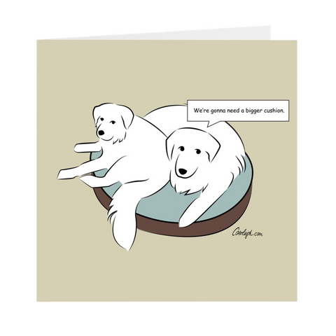Great Pyrenees Blank Note Cards Variety Packs