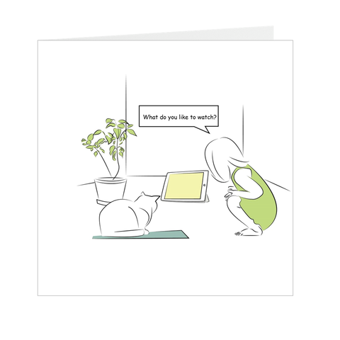 Funny Blank Note Cards for Teachers - Variety pack of 10 or 24